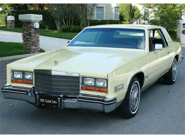 1982 Cadillac Eldorado | 977640