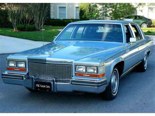1988 Cadillac Brougham | 977641