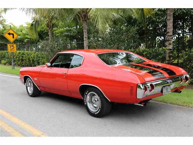 1972 Chevrolet Chevelle SS | 977642