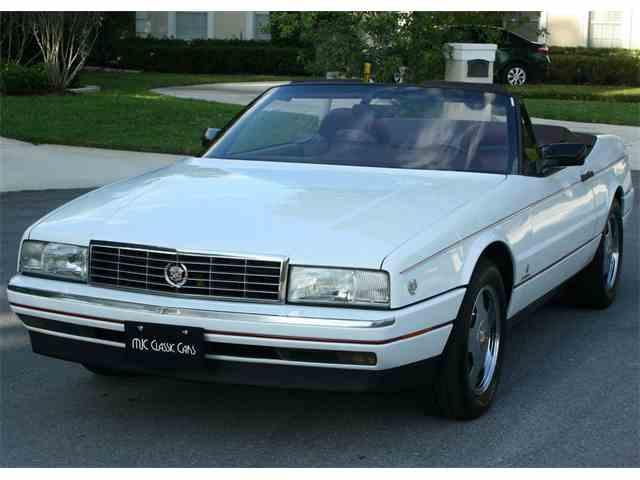 1992 Cadillac Allante | 977643