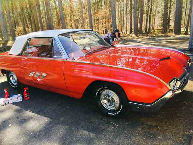 1963 Ford Thunderbird | 977647