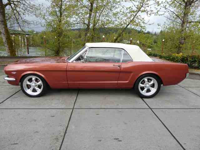 1966 Ford Mustang | 977653