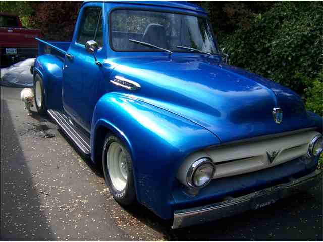 1953 Ford F100 | 977654