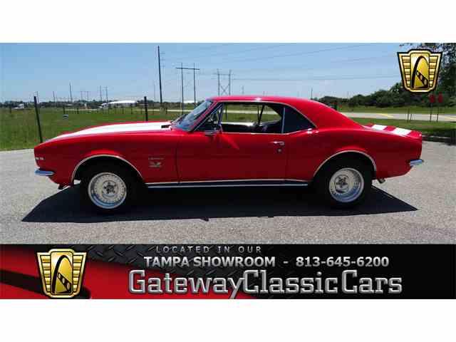 1967 Chevrolet Camaro | 977668