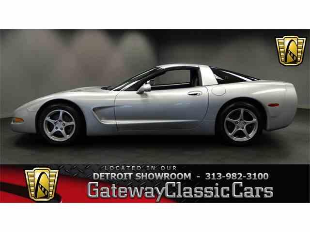 2000 Chevrolet Corvette | 977672