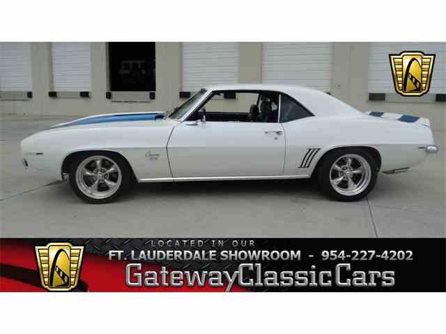 1969 Chevrolet Camaro | 977675