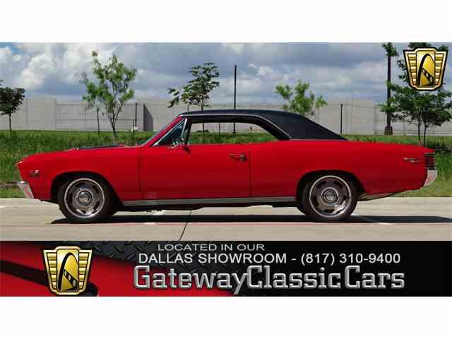 1967 Chevrolet Chevelle | 977678