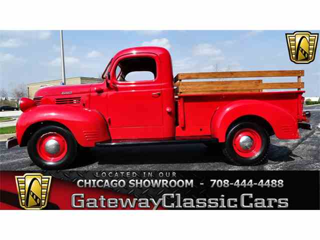 1941 Plymouth Express | 977680