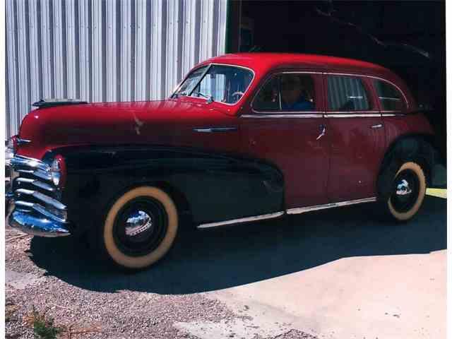 1948 Chevrolet Fleetmaster | 970769