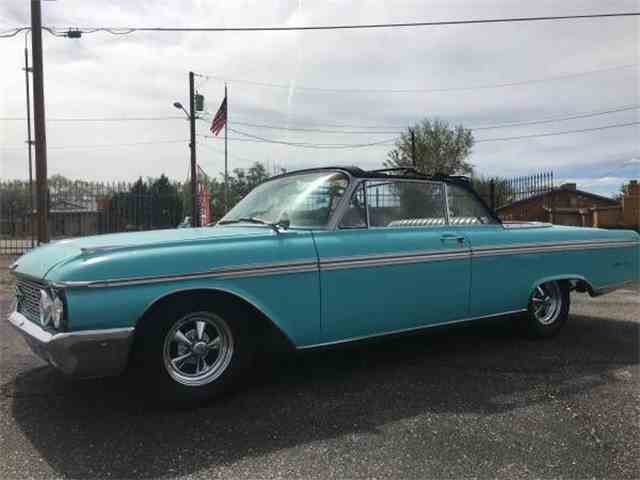 1962 Ford Galaxie 500 | 977690