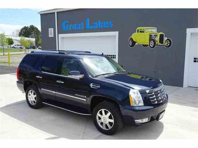 2007 Cadillac Escalade | 977695