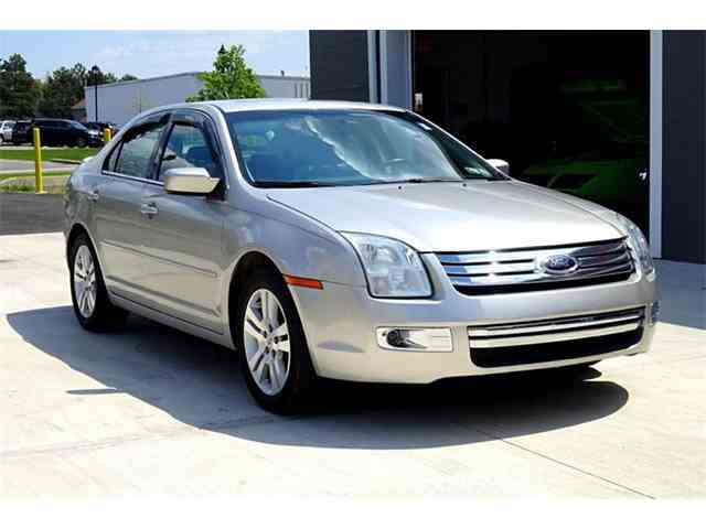 2008 Ford Fusion   977697