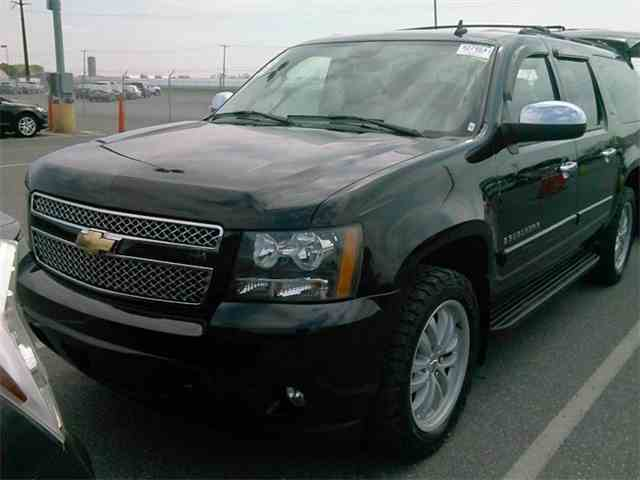 2008 Chevrolet Suburban | 977698