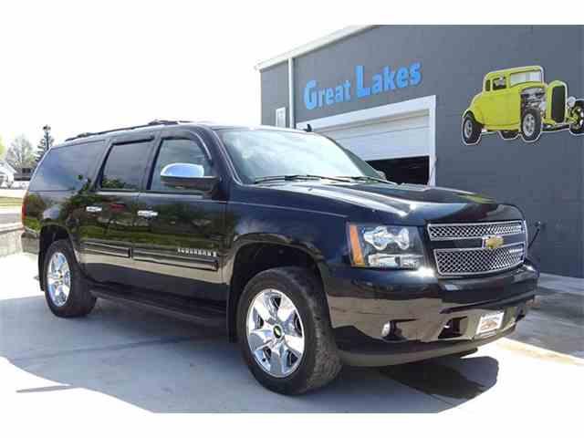 2008 Chevrolet Suburban   977698