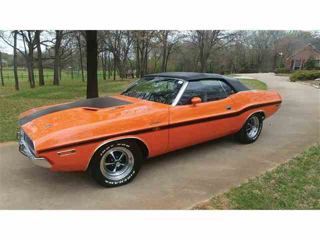 1970 Dodge Challenger R/T Hemi Tribute   970077