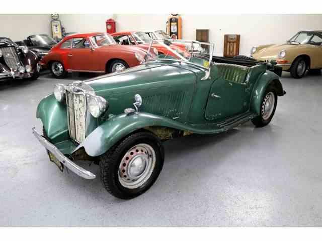 1951 MG TD | 977704