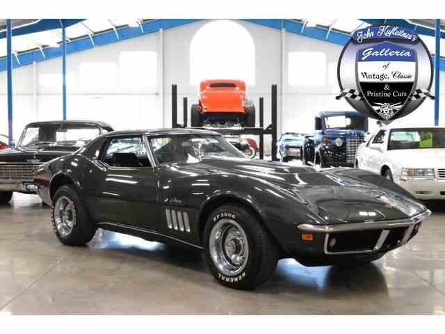 1969 Chevrolet Corvette | 977710