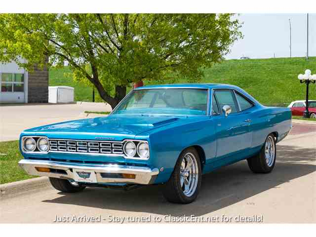 1968 Plymouth Road Runner | 977714