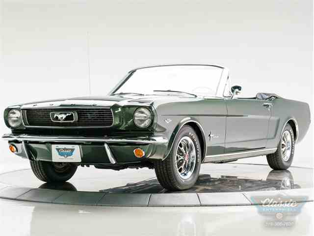 1966 Ford Mustang | 977716