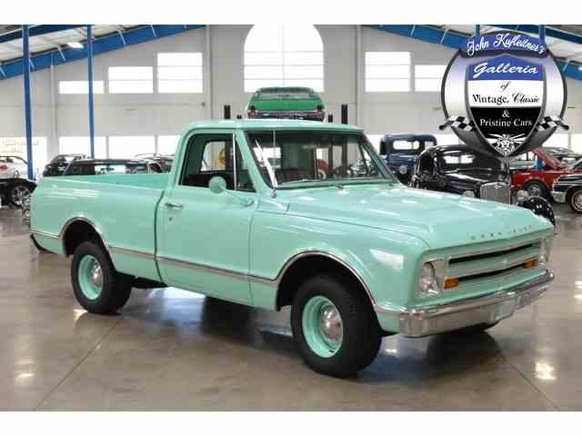 1967 Chevrolet C/K 10 | 977722