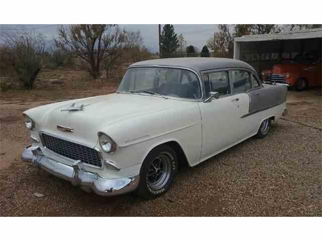 1955 Chevrolet Two-Ten 4-Door Sedan | 970773