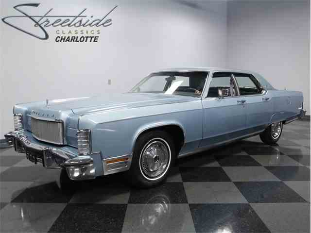 1974 Lincoln Continental | 977739