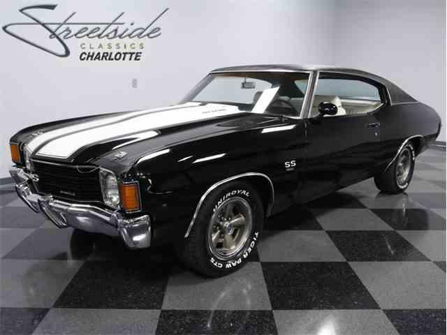1972 Chevrolet Chevelle SS | 977740