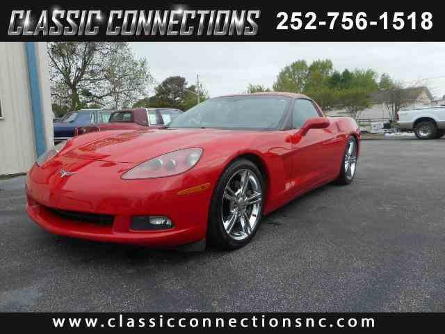 2008 Chevrolet Corvette | 977741