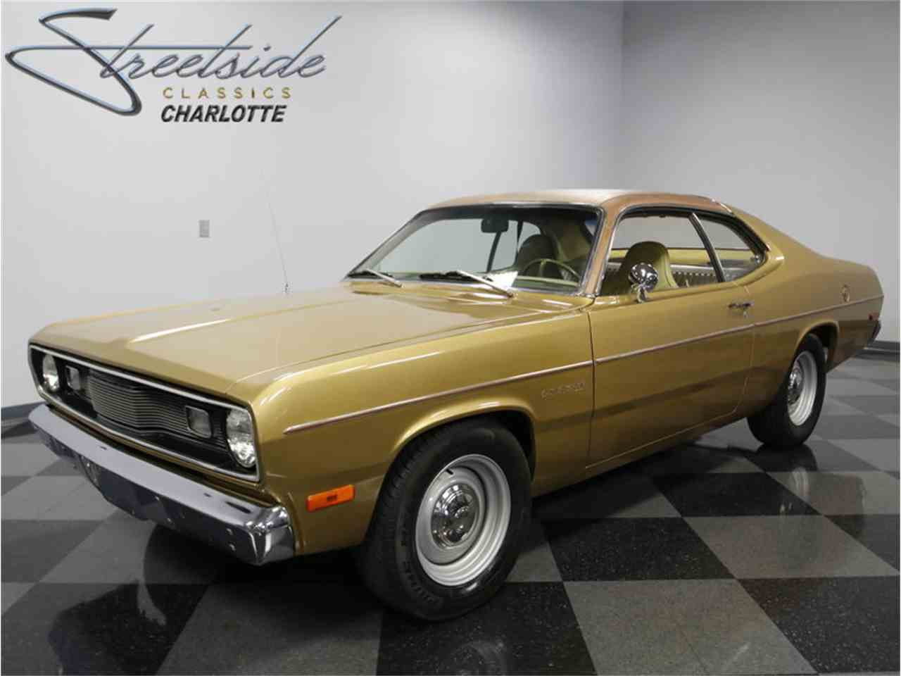 1972 plymouth duster for sale cc 977744. Black Bedroom Furniture Sets. Home Design Ideas