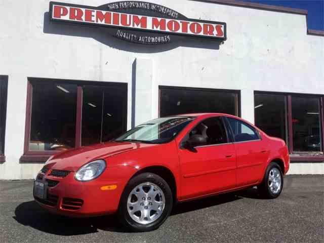 2004 Dodge Neon | 977745