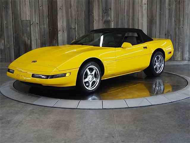 1995 Chevrolet Corvette | 977750