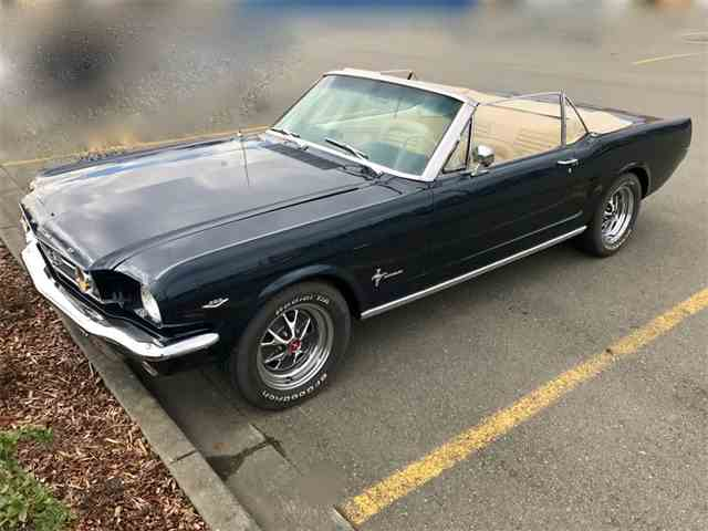 1966 Ford Mustang | 977753