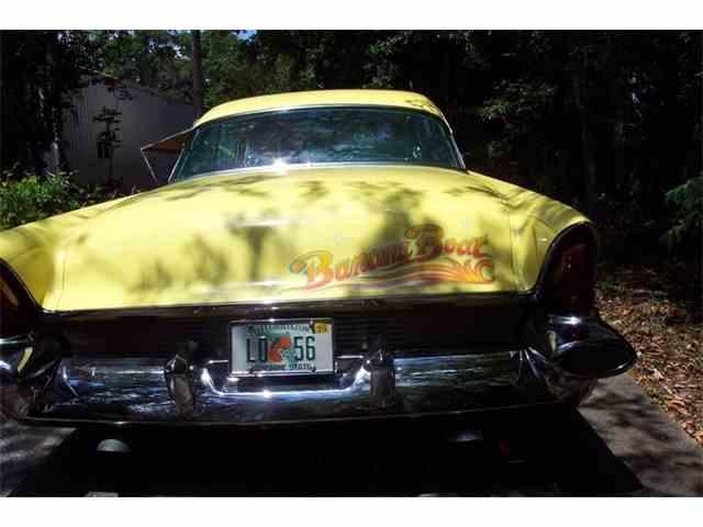 1956 Lincoln Premiere   970776