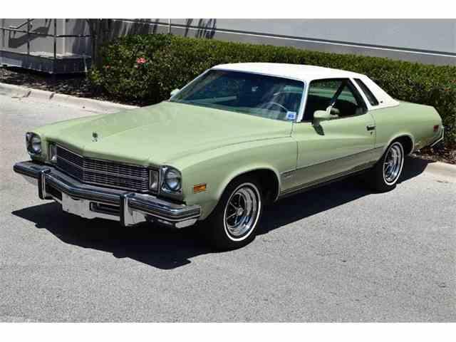 1975 Buick Century Regal | 977765
