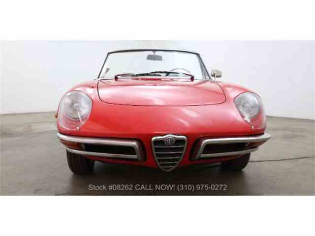 1969 Alfa Romeo Duetto | 977768