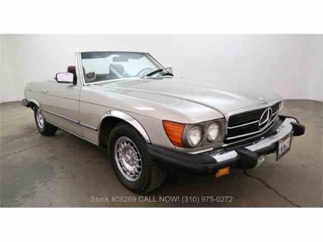 1985 Mercedes-Benz 380SL | 977769