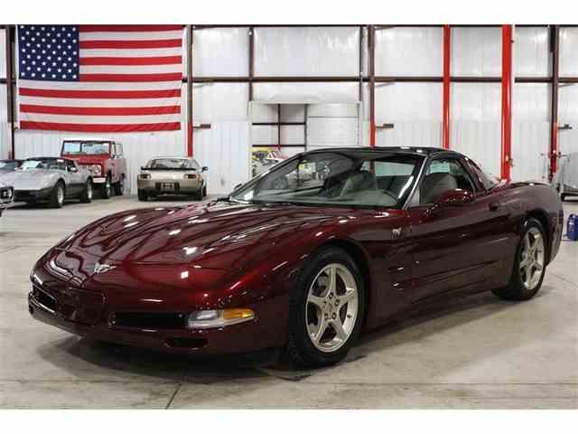 2003 Chevrolet Corvette | 977770