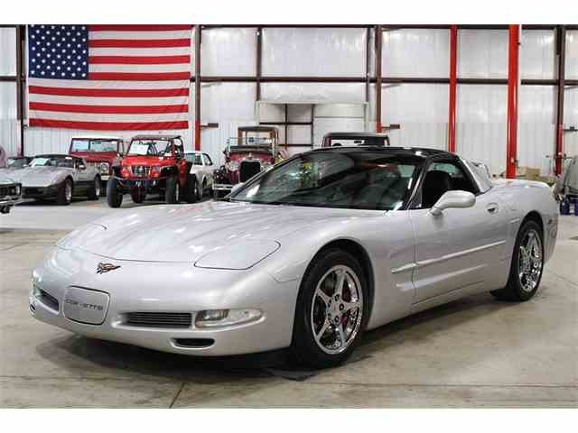 2002 Chevrolet Corvette | 977775