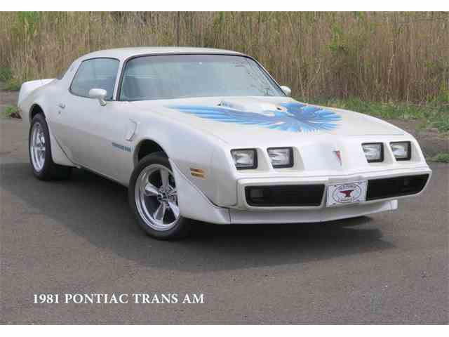1981 Pontiac Firebird Trans Am | 977780