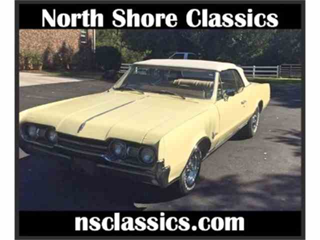 1967 Oldsmobile Cutlass | 977782