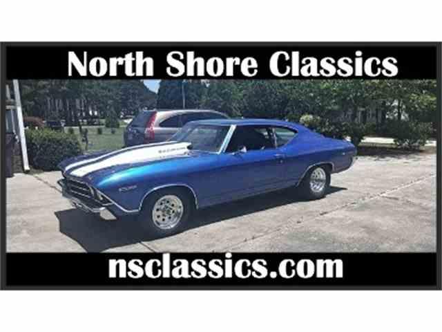 1969 Chevrolet Chevelle | 977785