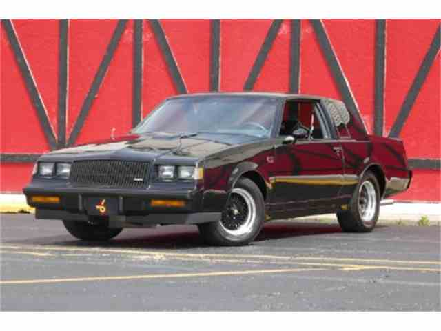 1987 Buick Grand National | 977786