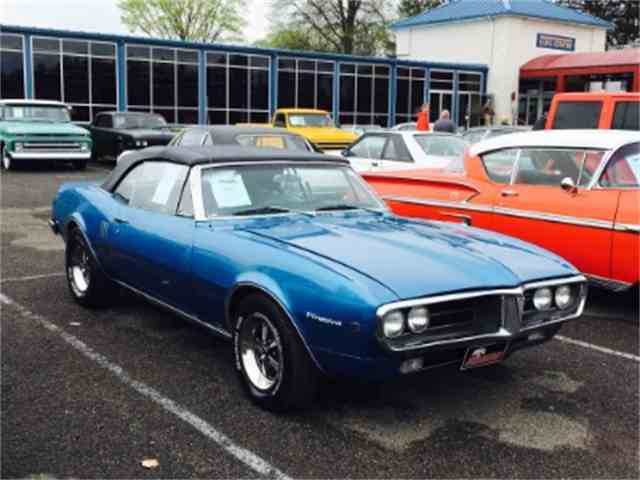 1967 Pontiac Firebird | 977787