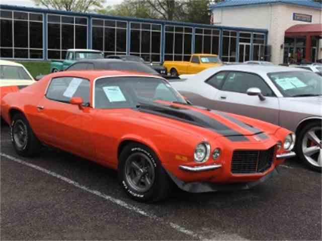 1972 Chevrolet Camaro | 977788