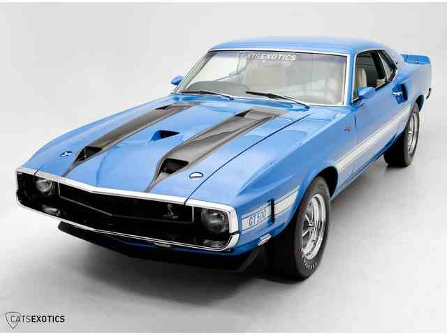 1970 Shelby Mustang | 977802