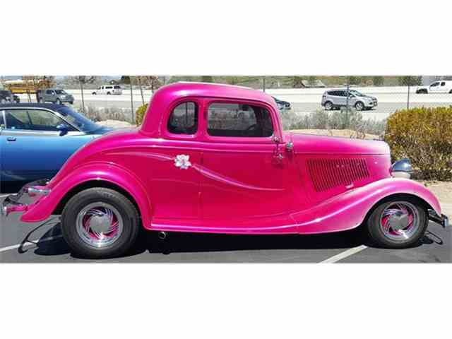 1933 Ford 5-Window Coupe | 977807