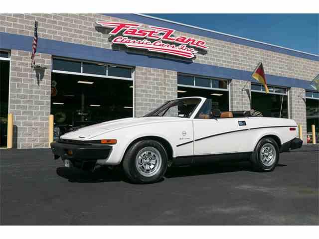 1981 Triumph TR8 | 977811