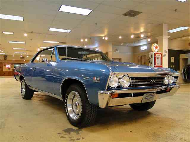 1967 Chevrolet Chevelle | 977814