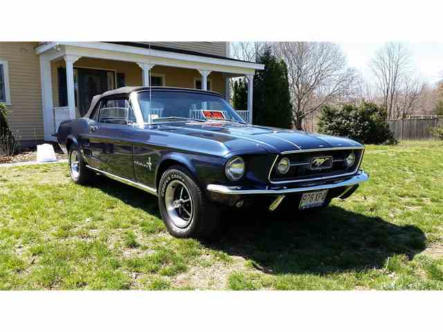 1967 Ford Mustang | 977818
