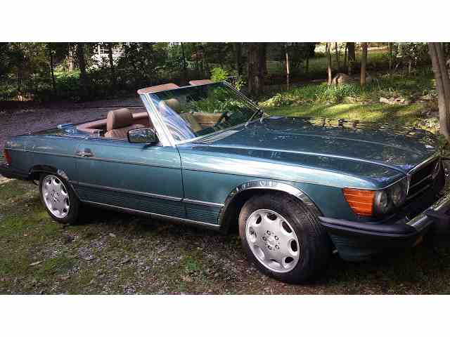 1988 Mercedes-Benz 560SL | 977819